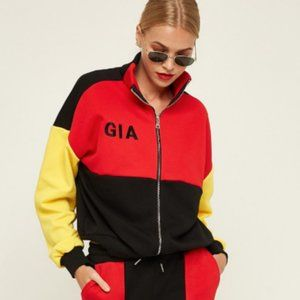 I.AM.GIA Blaster Colorblock Cozy Zip Jacket